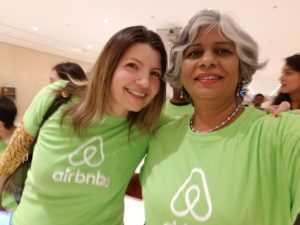 Airbnb Host Day at New York's State Capitol in Albany with Danny Glover